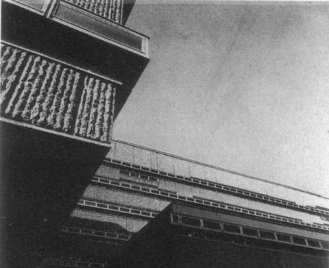 Sketchingunderground_Palazzo Giustizia Roma 1964-2